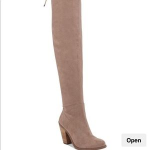 Jessica Simpson Corrie Over the Knee boots